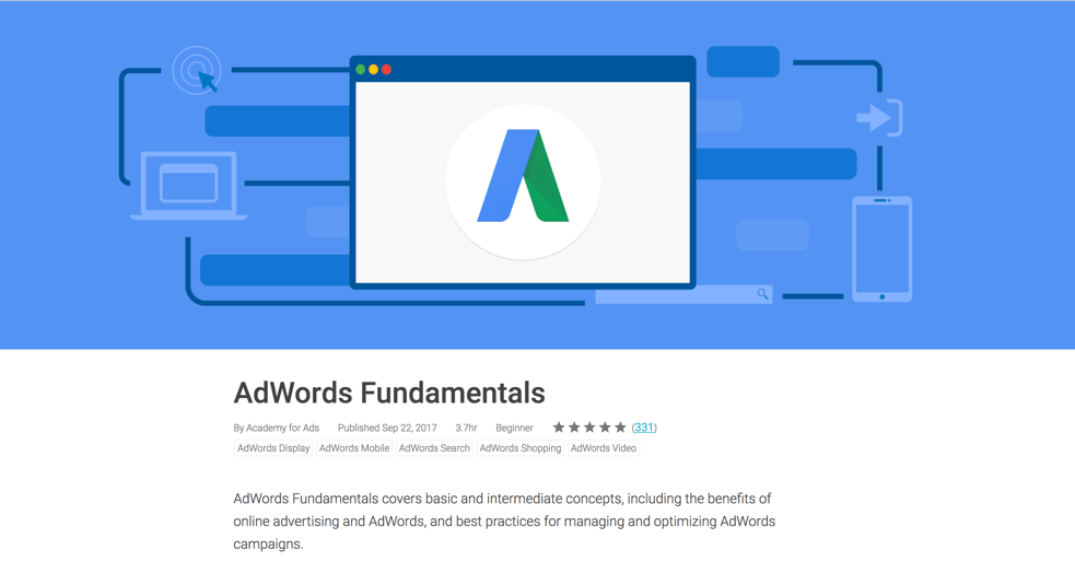 Google AdWords Certification Changes for 2018 - PPC Mastery